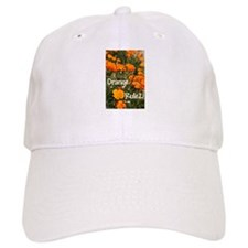 Orange rulez Baseball Cap