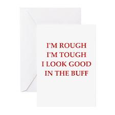BUFF Greeting Cards