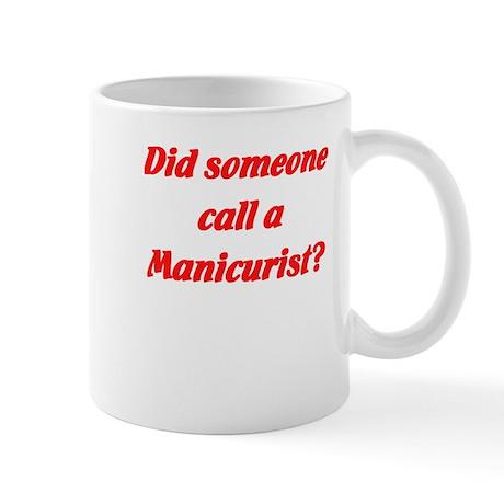 Manicurist Mug