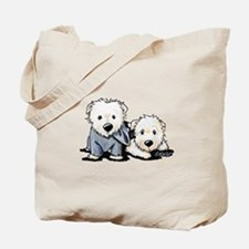 Griffin and Winston Tote Bag
