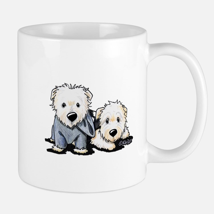Griffin and Winston Mug