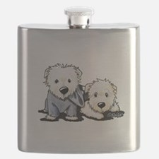 Griffin and Winston Flask