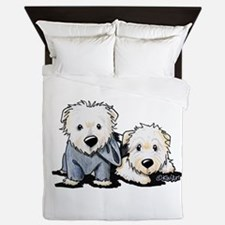 Griffin and Winston Queen Duvet