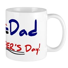 Happy Father's Day Step-Dad 1 - Mug Mugs