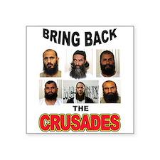 CRUSADES Sticker
