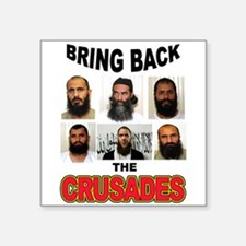CRUSADES Sticker