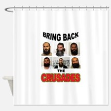 CRUSADES Shower Curtain