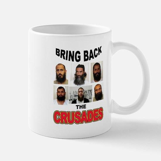 CRUSADES Mugs