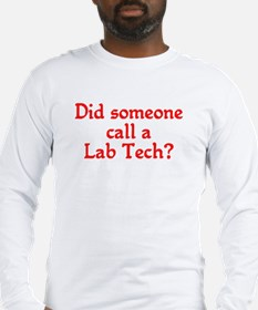 Lab Tech Long Sleeve T-Shirt