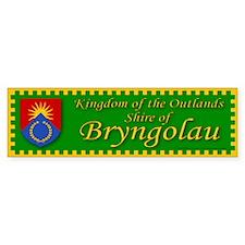 Bryngolau Sticker (Bumper)