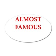 almost Wall Decal