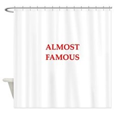 almost Shower Curtain