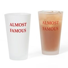 almost Drinking Glass
