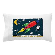 Shoot For The Stars! Pillow Case