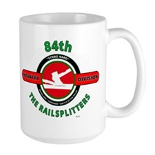 84th Infantry Division The Railsplitters Mugs