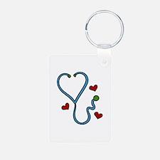 Stethoscope Keychains