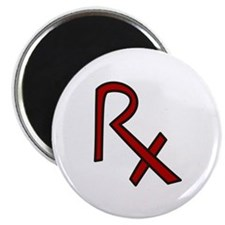 RX Pharmacist Magnets