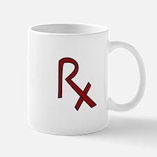RX Pharmacist Mugs