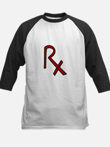 RX Pharmacist Baseball Jersey