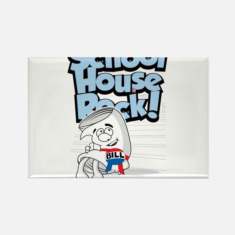 Cute Schoolhouserocktv Rectangle Magnet (10 pack)