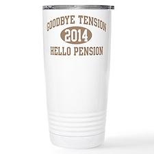 Cute Retirement Thermos Mug