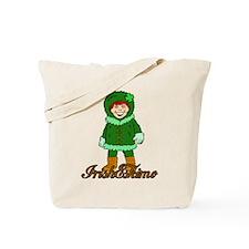Halvsie Tote Bag