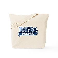 WB Dad [Persian] Tote Bag