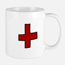 Red Cross Mugs