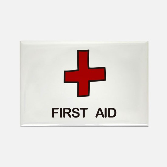 First Aid Magnets