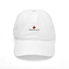 Disaster Relief Baseball Baseball Cap