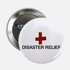 "Disaster Relief 2.25"" Button"