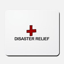 Disaster Relief Mousepad