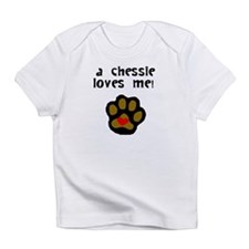 A Chessie Loves Me Infant T-Shirt