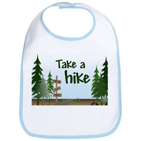 Take a hike Bib