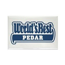 WB Dad [Persian] Rectangle Magnet