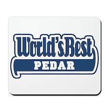 WB Dad [Persian] Mousepad