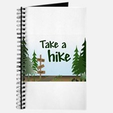 Take a hike Journal