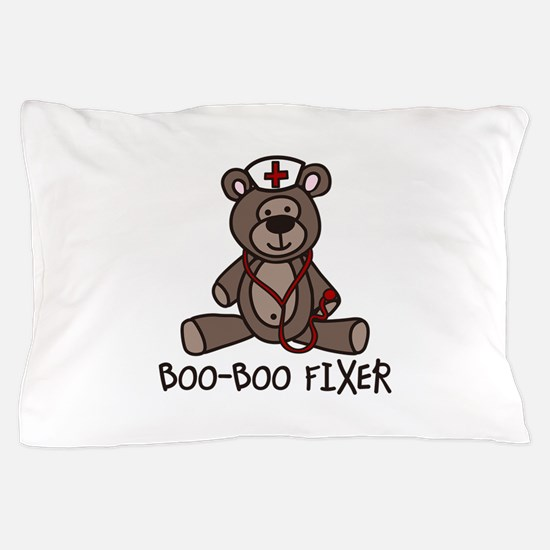 Boo Boo Fixer Pillow Case