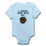 Border collies Bodysuits