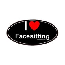Facesitting Patches