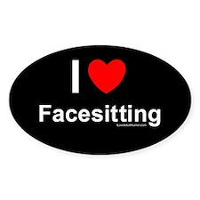 Facesitting Decal