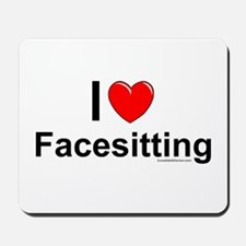 Facesitting Mousepad