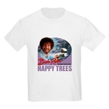 MousePad_HappyTrees_Lavender T-Shirt