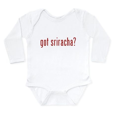 got sriracha? Body Suit