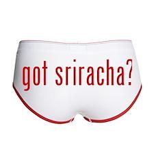 got sriracha? Women's Boy Brief