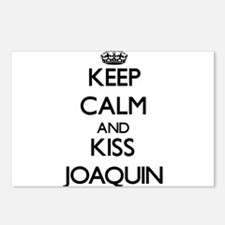 Keep Calm and Kiss Joaquin Postcards (Package of 8