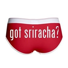 got sriracha? Women's Boy Brief