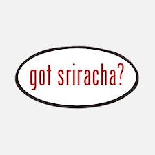 got sriracha? Patches