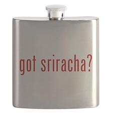 got sriracha? Flask