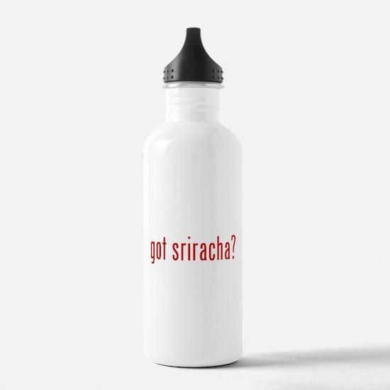 got sriracha? Sports Water Bottle